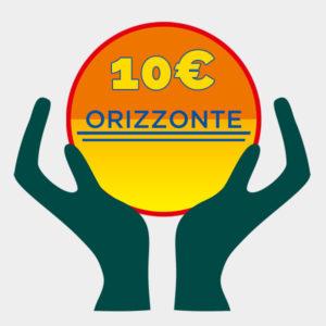 Donazione 10 euro