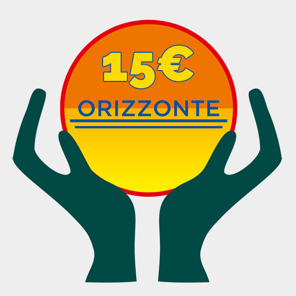 Donazione 15 euro